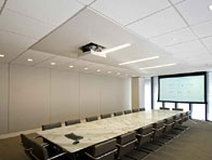 Learn About Acoustical Stretched Fabric Systems