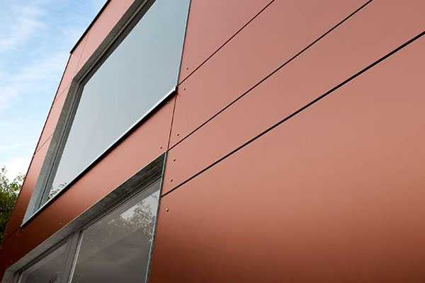 Cembrit Solid Fiber Cement Rainscreen Cladding Panels
