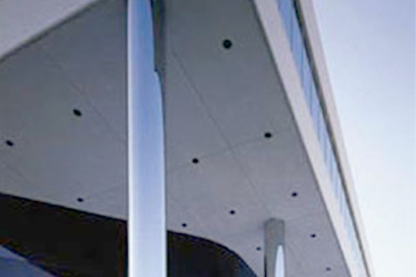 Series 1500 Exterior Stainless Steel Column Covers