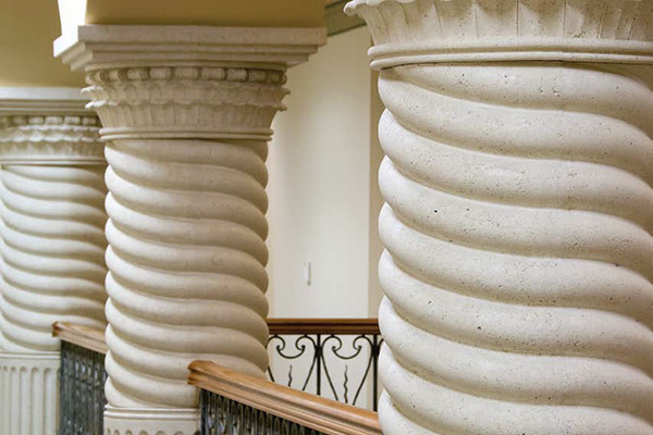 Plasterform Composite Architectural Column Covers